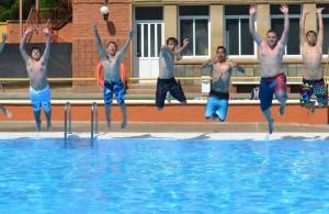 Camp Swimming pool
