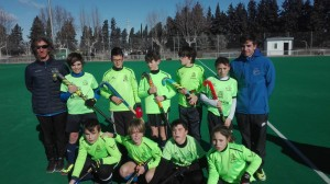 brit infantil campeon